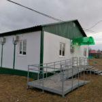 Модульное здание для ГБУЗ Дюртюлинская ЦРБ Республики Башкортостан